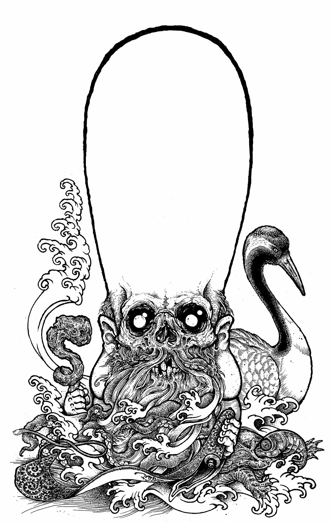resize_pics_4 「フジロックが江戸時代にあったなら」を描いたのは誰? 富士祭電子瓦版のキービジュアルにまつわるお話。