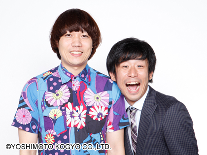 chito-mon-event フジロックTシャツであのお笑い番組に出演? チーモンチョーチュウのフェスTシャツ談義