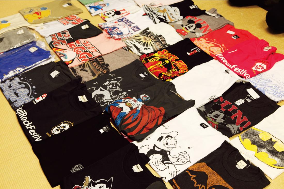chito_003 フジロックTシャツであのお笑い番組に出演? チーモンチョーチュウのフェスTシャツ談義