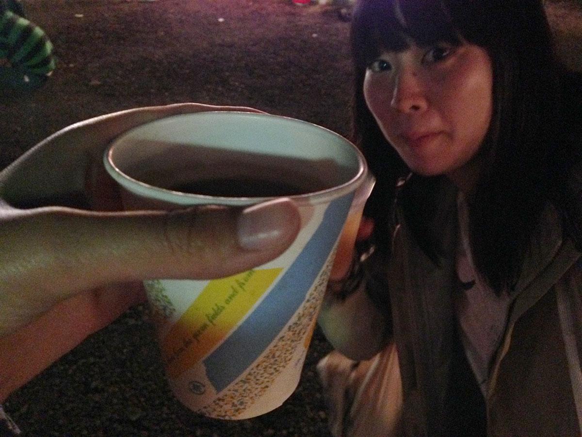 17 【オフィシャルツアーレポート】あの女子大生がついに初フジロックに!