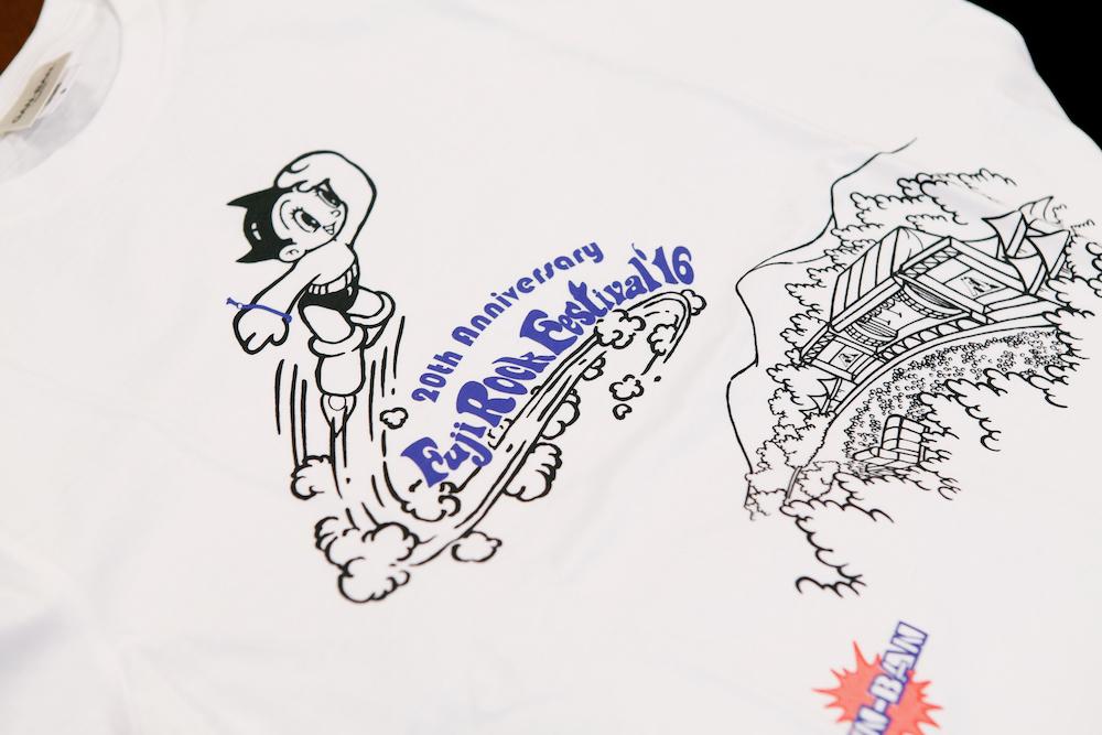 IMG_2410 手塚るみ子が語る、手塚漫画とフジロックに通じるもの