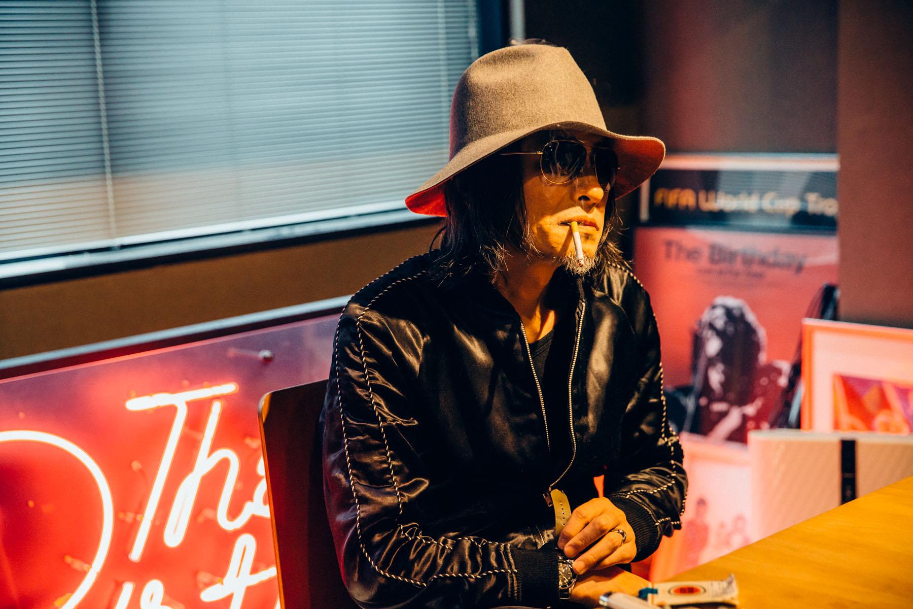 チバユウスケ、自身のフジロック出演歴から現在のフジロックの楽しみ方までを語る