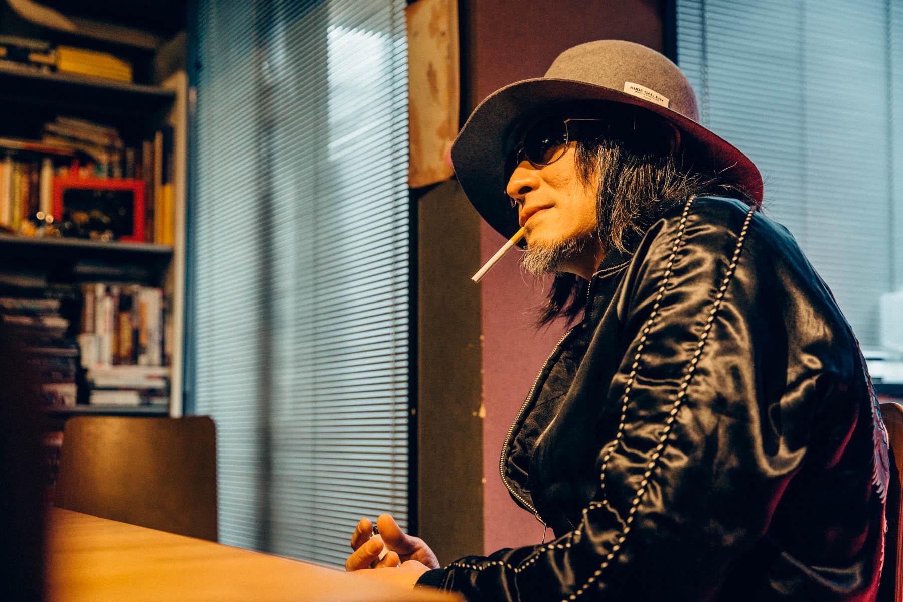 MG_3988 チバユウスケ、自身のフジロック出演歴から現在のフジロックの楽しみ方までを語る