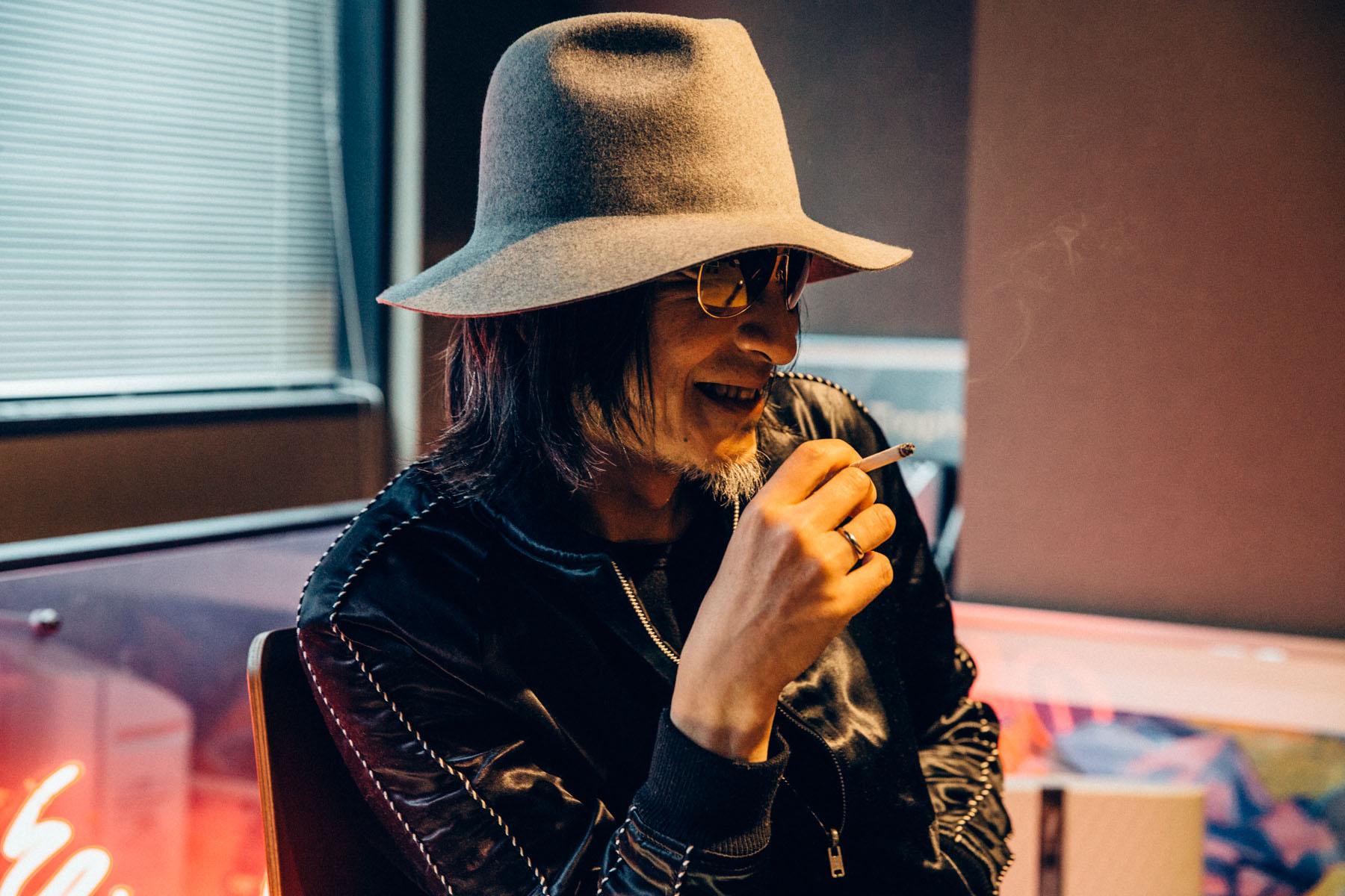 MG_4025 チバユウスケ、自身のフジロック出演歴から現在のフジロックの楽しみ方までを語る