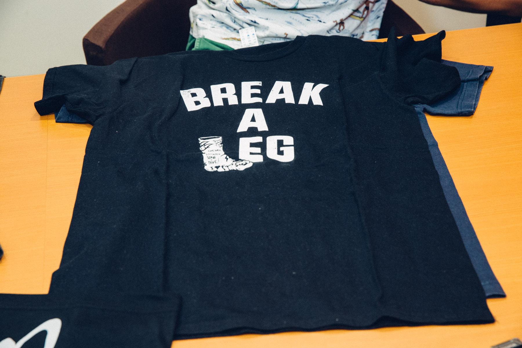 8_MG_2599 音楽好き芸人ハライチ、今年はふたりでフジロックへ行こう!?お気に入りのロックTシャツ対決も!