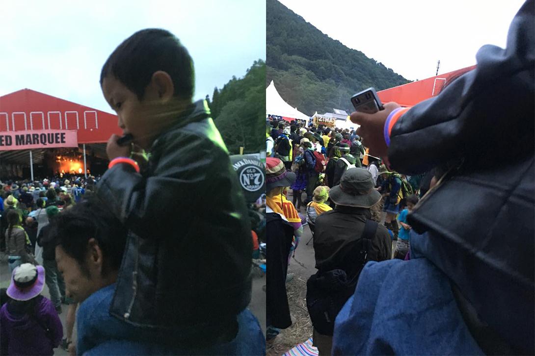 31-32 【こどもフジロック】FUJI ROCK FESTIVAL'16子連れフェス体験記〜1歳児との過ごし方〜