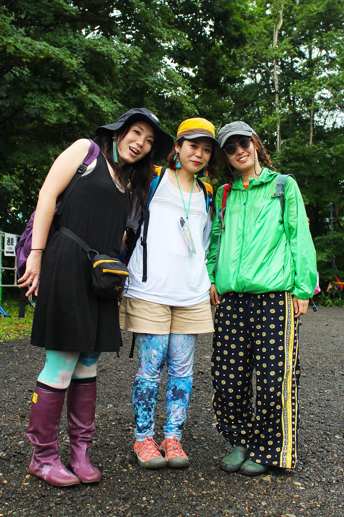 001_1 <フジロック'17>雨でも晴れでも120%楽しめる!音楽好きの足元&ファッションスナップ!