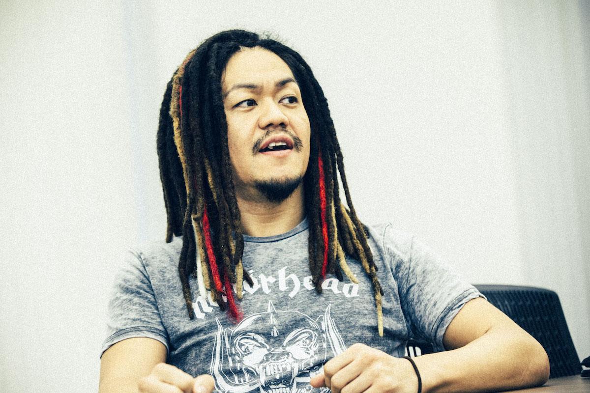 """02-1 フジロック初出演!マキシマムザ亮君が語る""""初出演への思い""""と第一回フジロックでの壮絶な体験とは?#fujirock"""