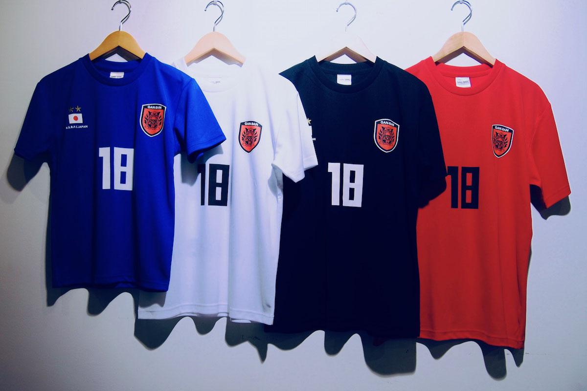 10_800 Tシャツの季節がやって来た!本格フェスシーズンにおすすめの「岩盤×フェス サッカーT」を徹底解説!!