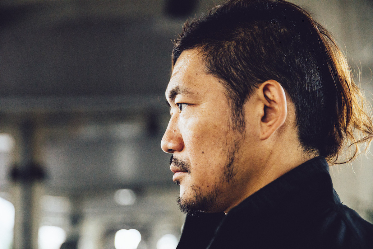 "Y1_9367 BRAHMAN・TOSHI-LOW に問う ""フジロックの問題点""とその未来#fujirock"