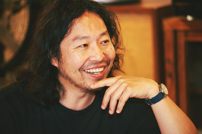 03-5 ソロでバンドで何度も出演してきた曽我部恵一が、改めてフジロックの魅力と(今年はなんと!)DJ出演の知られざる経緯と意気込みを語る#fujirock