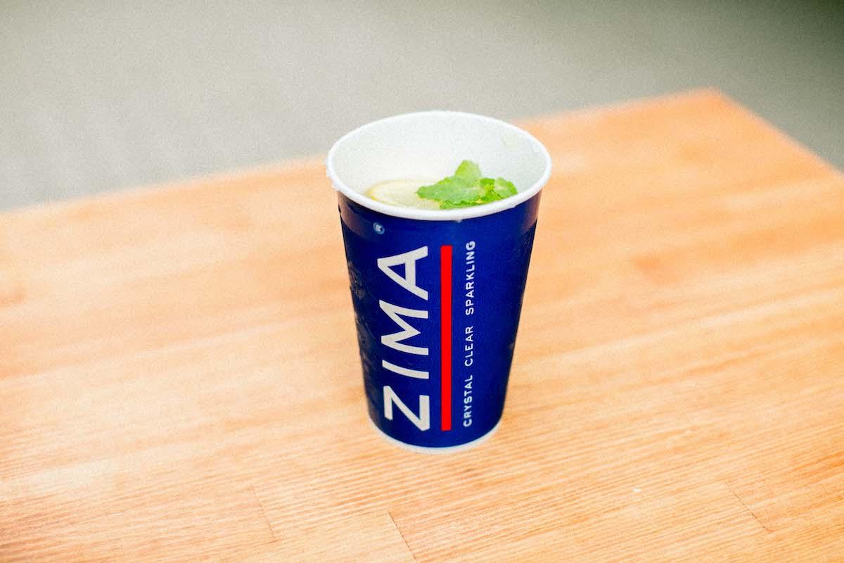05-9 ZIMA大好きMINT mate boxやすだちひろが体験、「ジーマ ソルティ レモン」とフジロックへの憧れ。