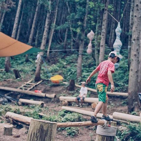 06-8 【こどもフジロック】KIDS LANDの守り人「ヤス」こと渡部 靖成に訊く、KIDSの森の話