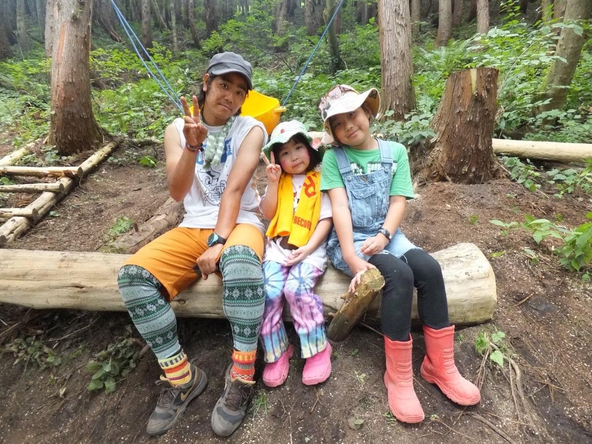 08-5 【こどもフジロック】KIDS LANDの守り人「ヤス」こと渡部 靖成に訊く、KIDSの森の話