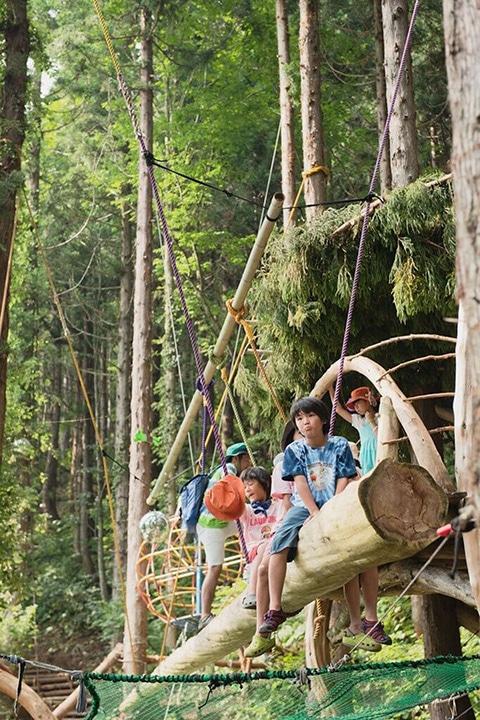 14-6 【こどもフジロック】KIDS LANDの守り人「ヤス」こと渡部 靖成に訊く、KIDSの森の話