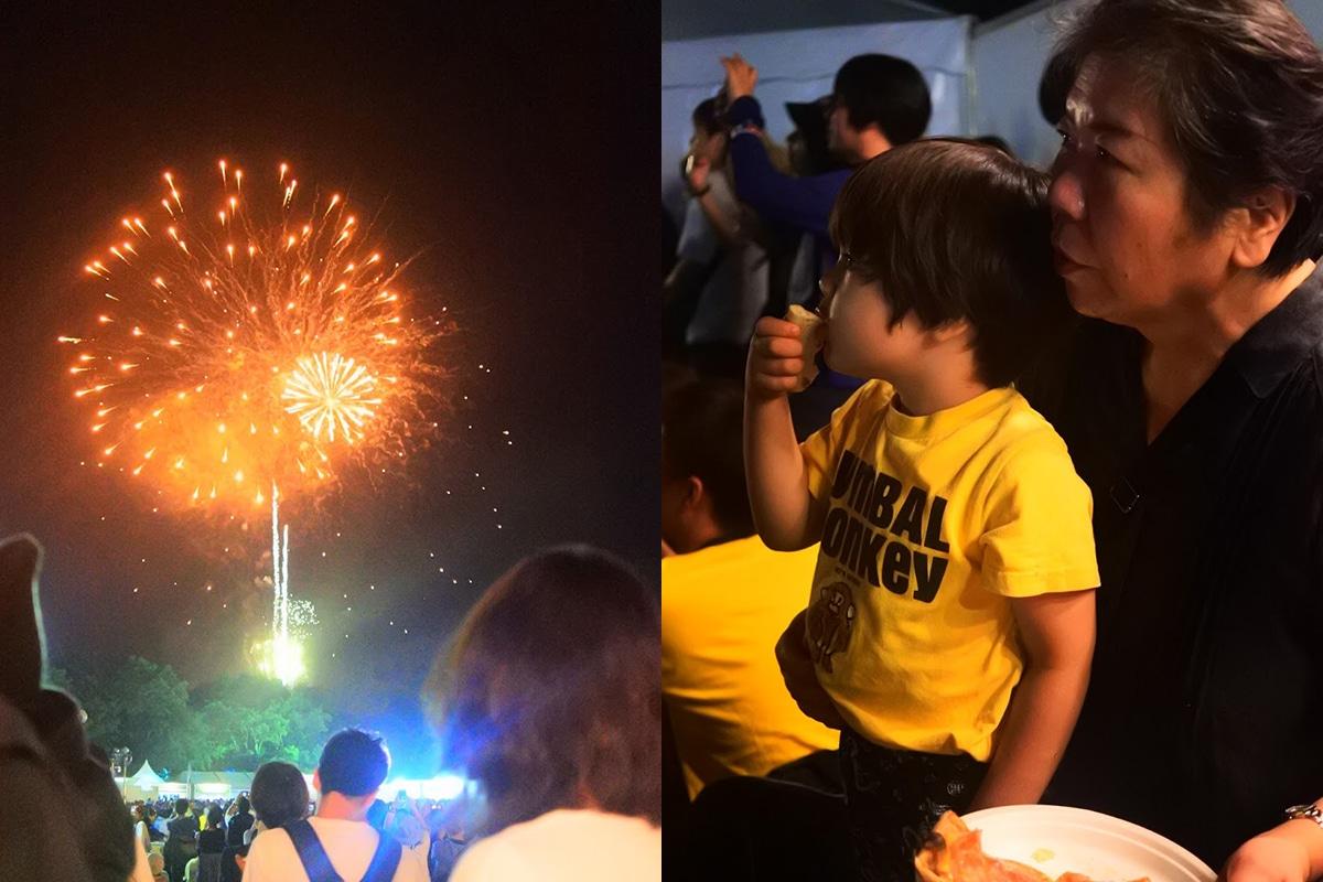 07-08 【こどもフジロック】FUJI ROCK FESTIVAL'18子連れフェス体験記〜3歳児との過ごし方〜