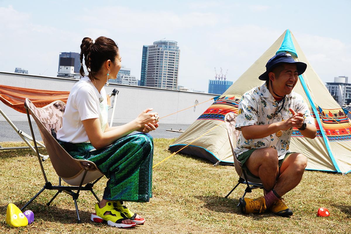 tvasahi-fujirocksp_01 片瀬那奈、ハライチ澤部がフジロック'19の情報を先取り!『フジロックSP』が放送#fujirock