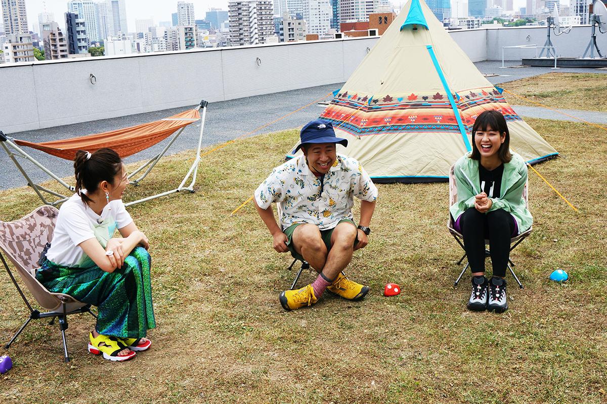 tvasahi-fujirocksp_04 片瀬那奈、ハライチ澤部がフジロック'19の情報を先取り!『フジロックSP』が放送#fujirock