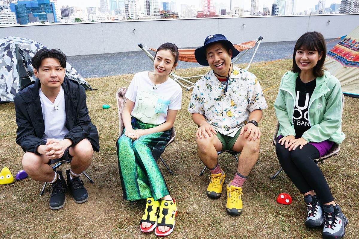 tvasahi-fujirocksp_05 片瀬那奈、ハライチ澤部がフジロック'19の情報を先取り!『フジロックSP』が放送#fujirock
