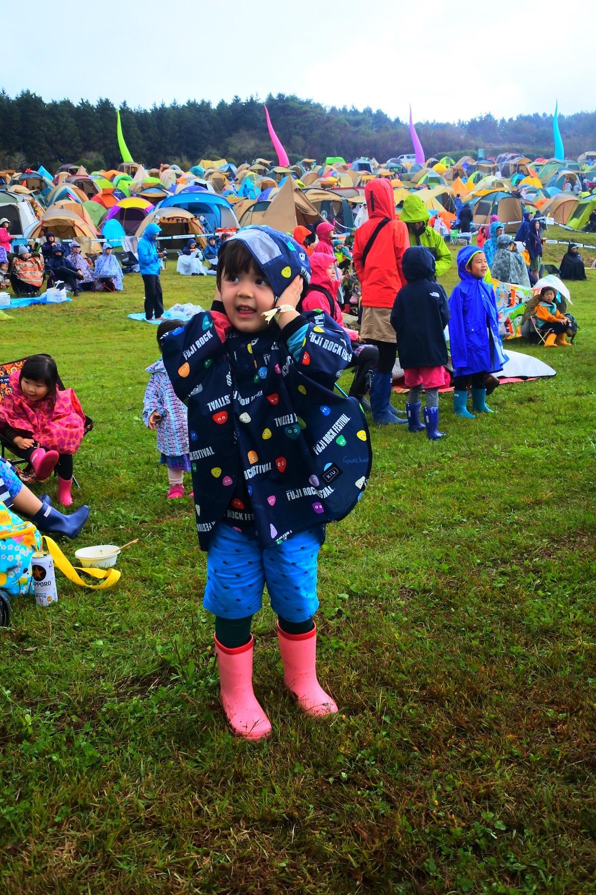 107 【こどもフジロック】朝霧Jam'18子連れフェス体験記〜3歳児とのキャンプ・イン・フェスの過ごし方〜