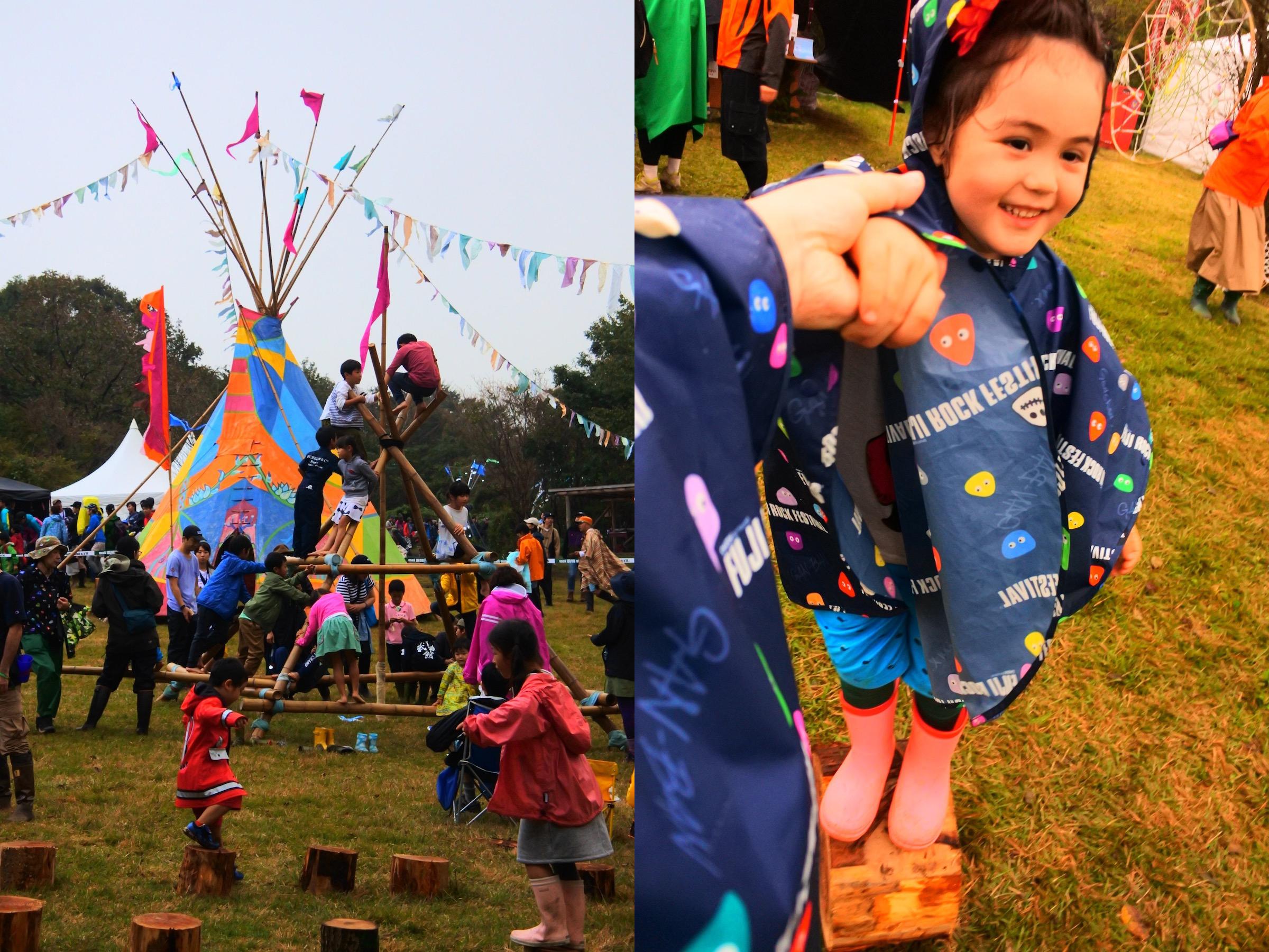 31 【こどもフジロック】朝霧Jam'18子連れフェス体験記〜3歳児とのキャンプ・イン・フェスの過ごし方〜