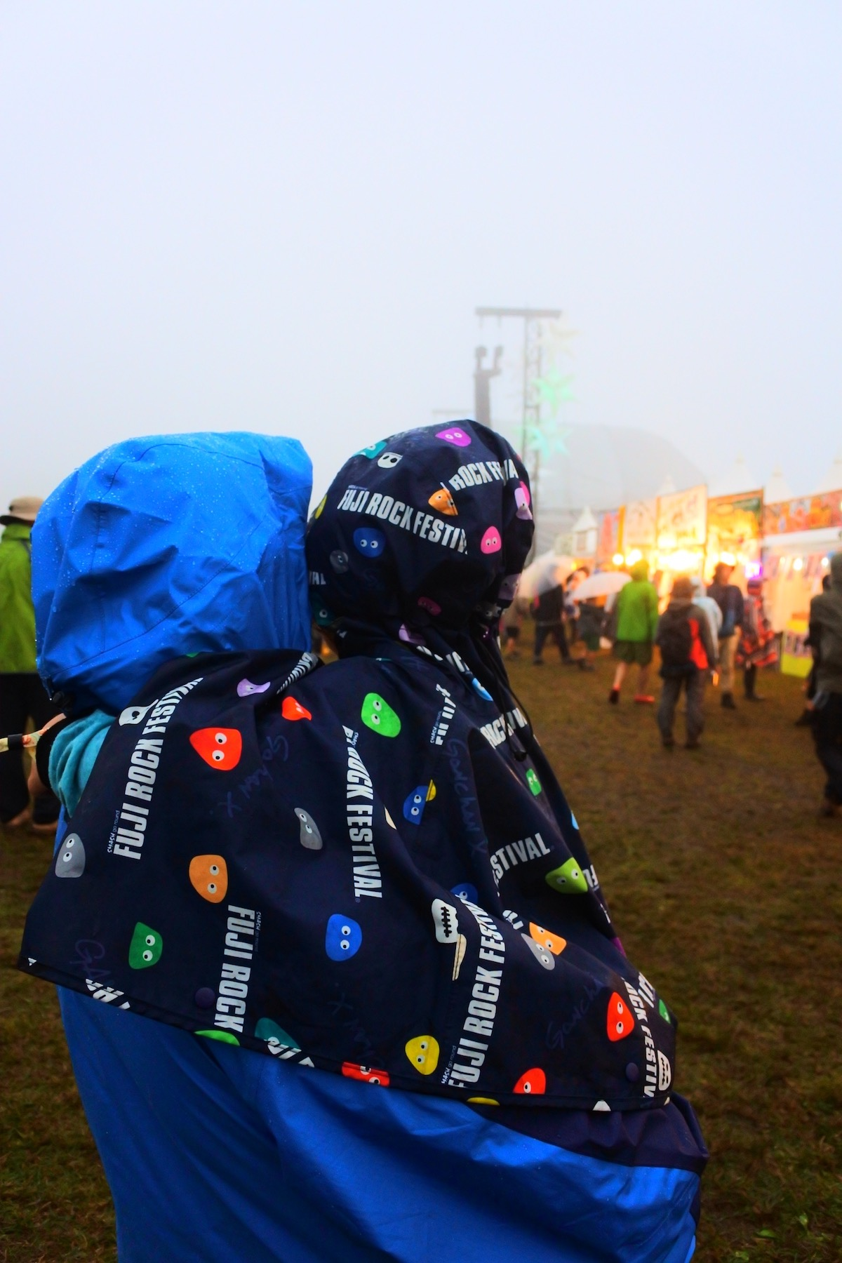 34 【こどもフジロック】朝霧Jam'18子連れフェス体験記〜3歳児とのキャンプ・イン・フェスの過ごし方〜