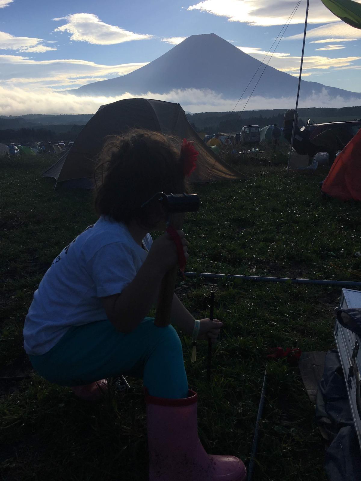 43 【こどもフジロック】朝霧Jam'18子連れフェス体験記〜3歳児とのキャンプ・イン・フェスの過ごし方〜