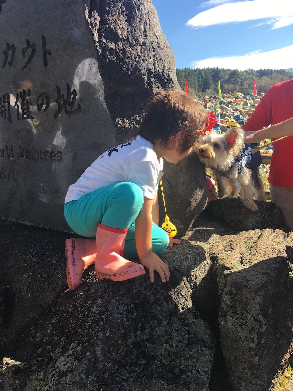 47 【こどもフジロック】朝霧Jam'18子連れフェス体験記〜3歳児とのキャンプ・イン・フェスの過ごし方〜