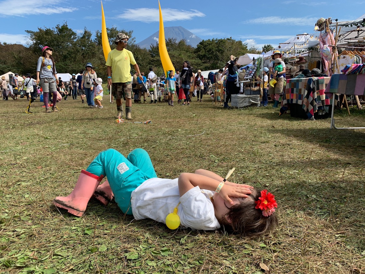 60 【こどもフジロック】朝霧Jam'18子連れフェス体験記〜3歳児とのキャンプ・イン・フェスの過ごし方〜