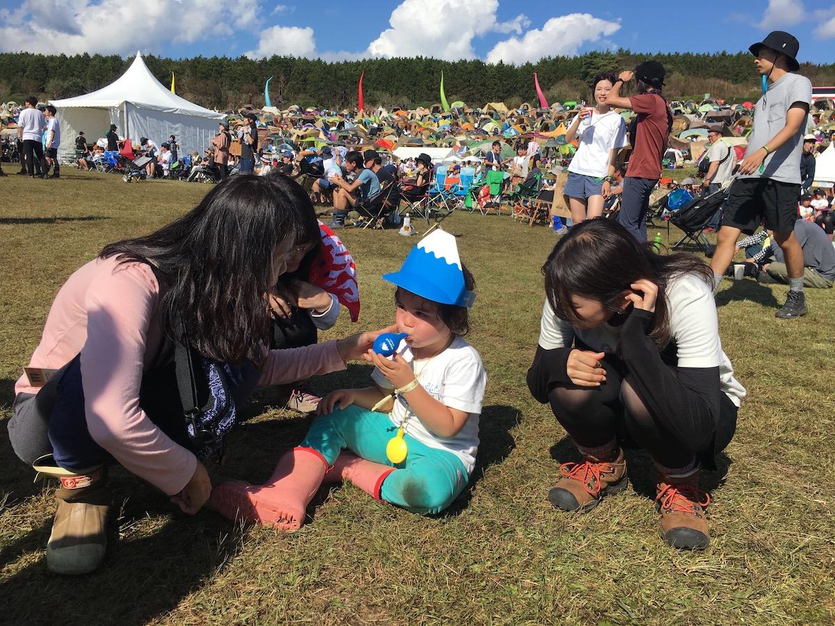 74 【こどもフジロック】朝霧Jam'18子連れフェス体験記〜3歳児とのキャンプ・イン・フェスの過ごし方〜