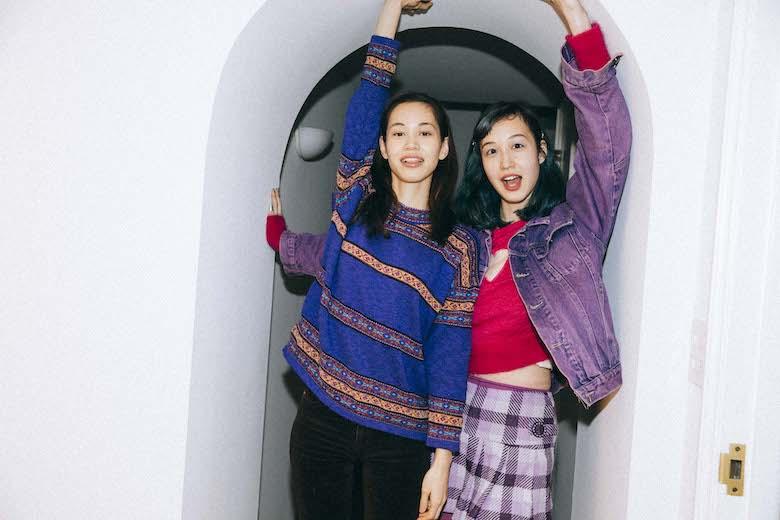 0300_mizuhara-kiko-yuka_6 姉妹で楽しむフジロック。水原希子×水原佑果インタビュー#fujirock
