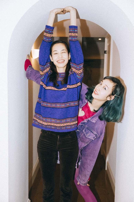 0300_mizuhara-kiko-yuka_8 姉妹で楽しむフジロック。水原希子×水原佑果インタビュー#fujirock