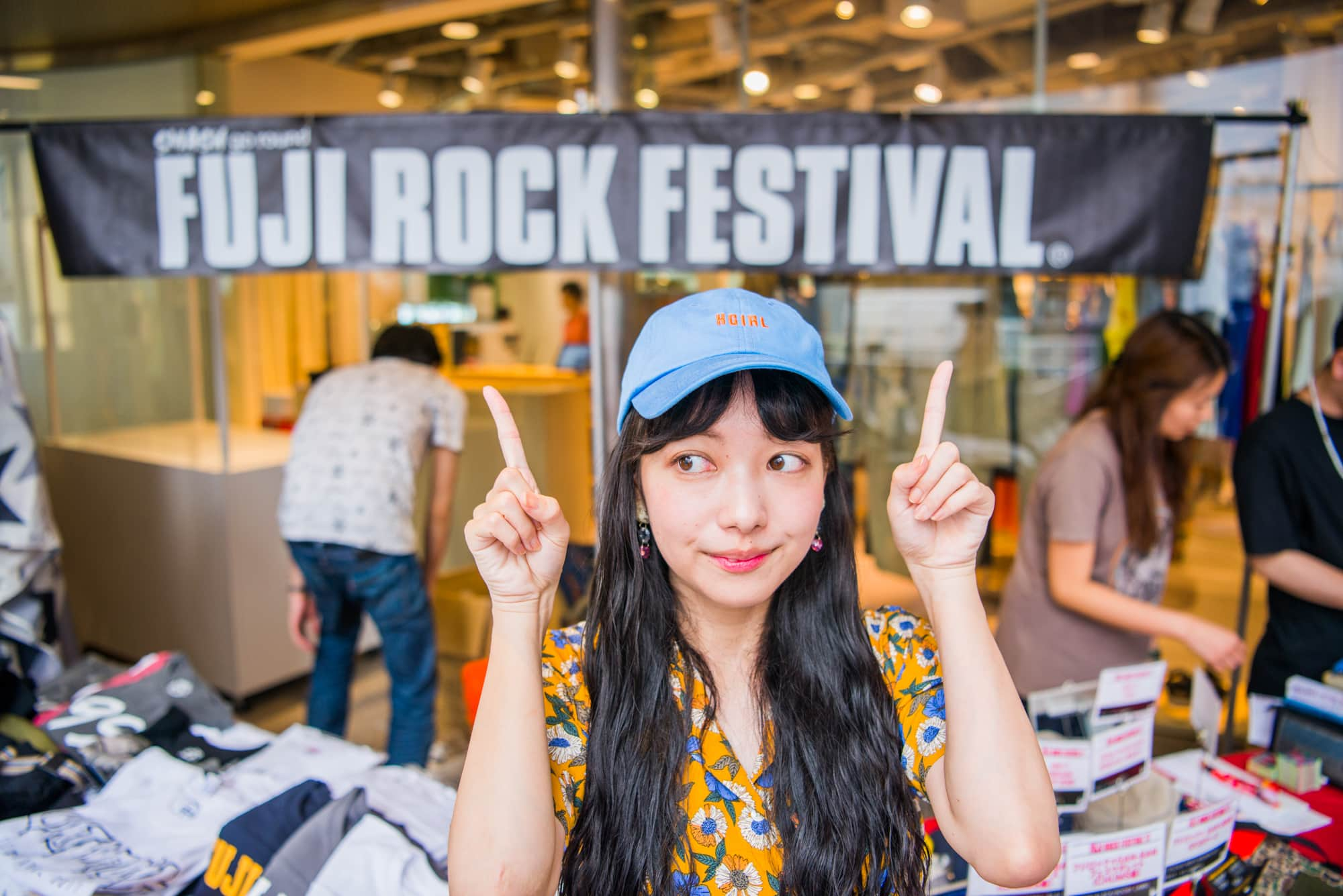 モデル・武居詩織が潜入。フジロック好き歓喜&初心者にも優しい<FUJI ROCK DAYS>レポ!