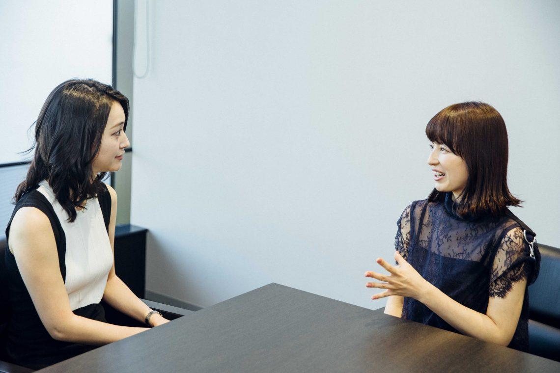 F7Q4502-1140x760 平井理央×小川彩佳、フジロック好き女子アナ初対談!2人がフジでレポート番組をやるとしたら?