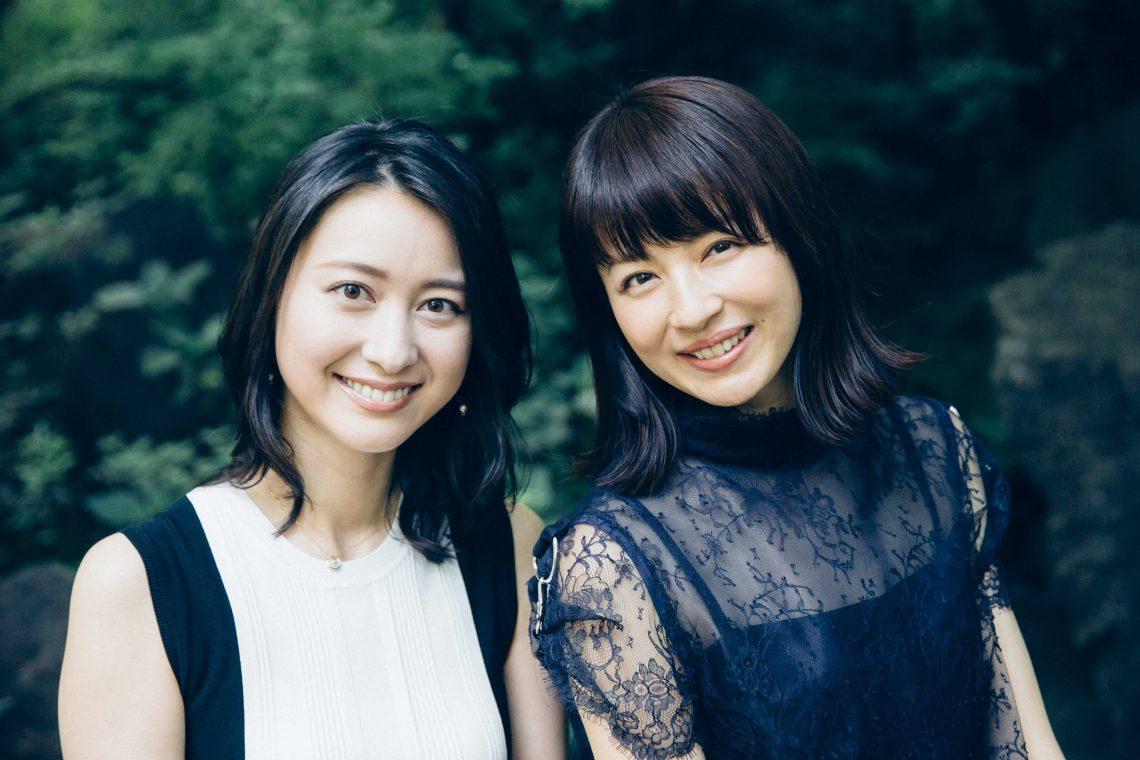 F7Q4907-1140x760 平井理央×小川彩佳、フジロック好き女子アナ初対談!2人がフジでレポート番組をやるとしたら?