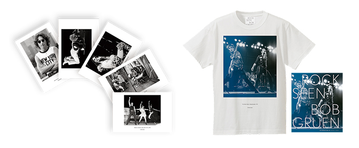 1-2 【チケプレ】ジョン・レノン、ツェッペリン、ピストルズ……ロック好き必見、BOB GRUEN写真展に5組10名様ご招待