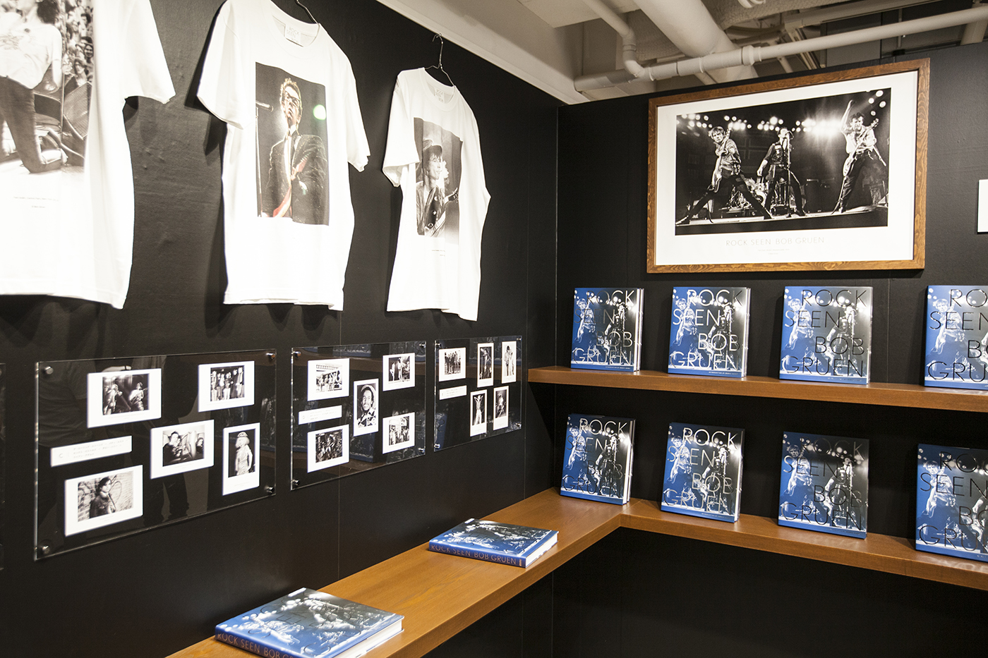 m-0122 【レポート】ロックの歴史が凝縮。フジロックファンも必見のボブ・グルーエン写真展