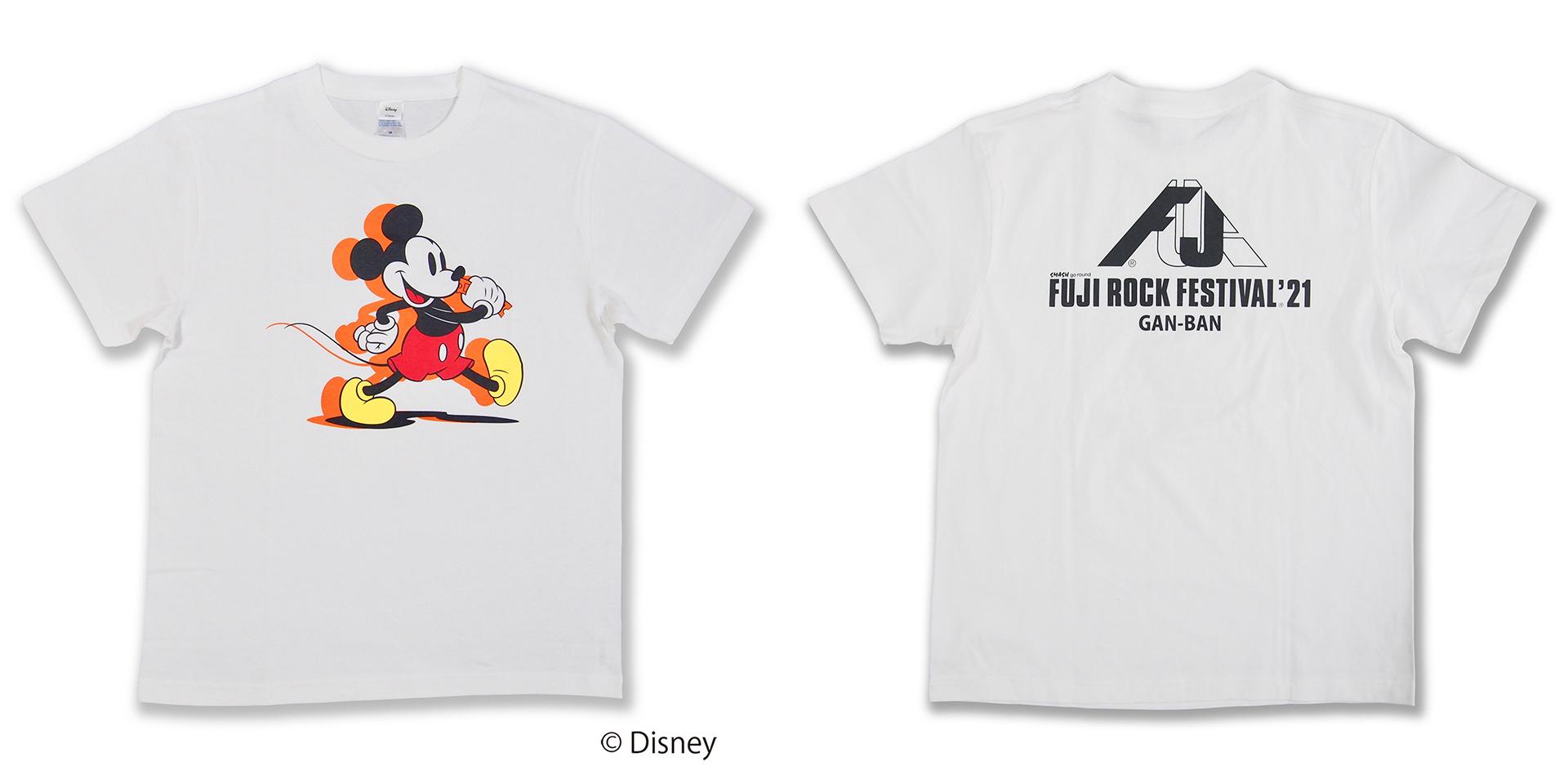 210521_news_ganbangood02_05 フジロック'21×GAN-BANコラボTシャツが一挙発売!人気キャラクターが勢揃い #fujirock