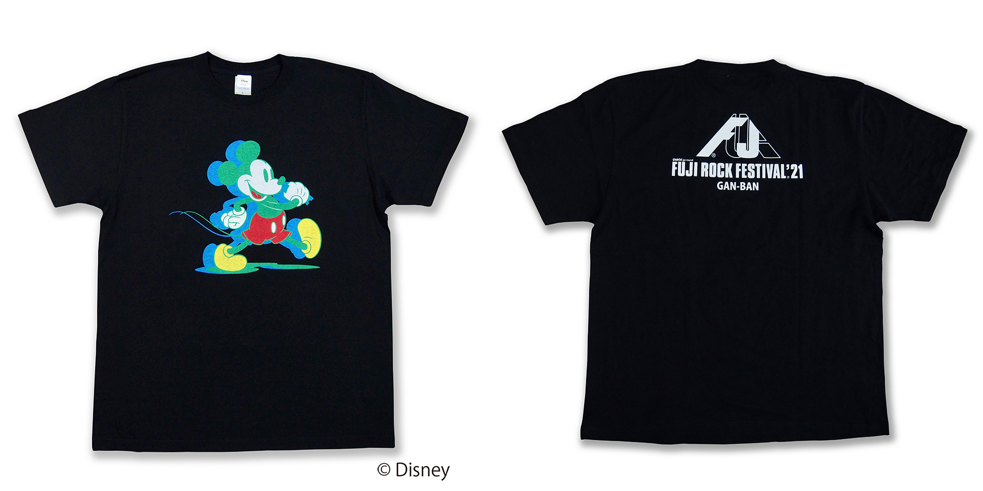210521_news_ganbangood02_06 フジロック'21×GAN-BANコラボTシャツが一挙発売!人気キャラクターが勢揃い #fujirock