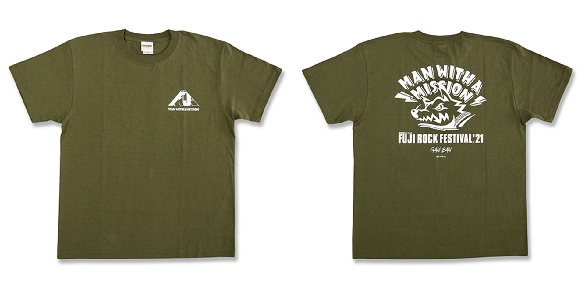 fujirock-2021-lineup03_02 フジロック第三弾にザ・クロマニヨンズ、DYGLら!未発表Tシャツの情報も #fujirock