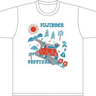 citroen_fujirock_T-shirt_final-320x320 車好き奇妙礼太郎が語るクルマと音楽。今年初参加のCitroënと振り返る初めてのフジロック