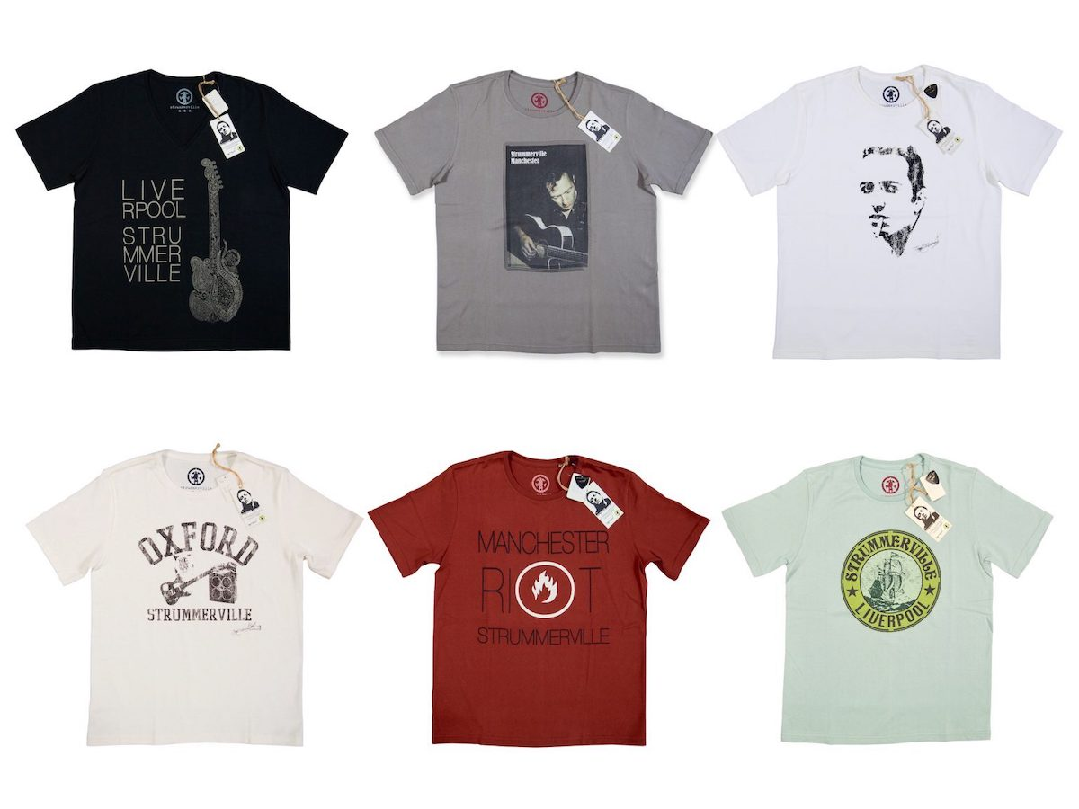 2011_ganban_joestrummer_05 ジョー・ストラマー×GAN-BANのコラボレーショントートバック発売中!激レア・デッドストックTシャツも放出