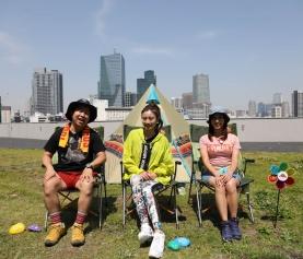 フジロック特番放送決定!片瀬那奈、ハライチ澤部がフジロックの魅力を徹底攻略! #fujirock