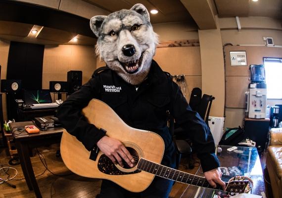 MAN WITH A MISSION オオカミたちの野望。世界が認めるロックバンドへの踏段。【FESTIVAL ECHO '16×瓦版特集 vol.1】