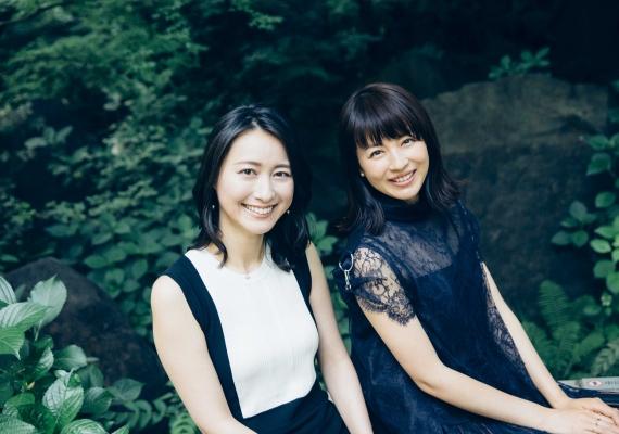 平井理央×小川彩佳、フジロック好き女子アナ初対談!2人がフジでレポート番組をやるとしたら?