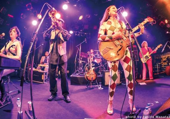 キティー・デイジー&ルイスがフジロック出演で楽しみなこととは
