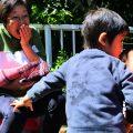保育界の風雲児「柴田 愛子」に訊く、子どもをフジロックへ連れて行くのは○か×か