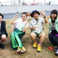 片瀬那奈、ハライチ澤部がフジロック'19の情報を先取り!『フジロックSP』が放送#fujirock